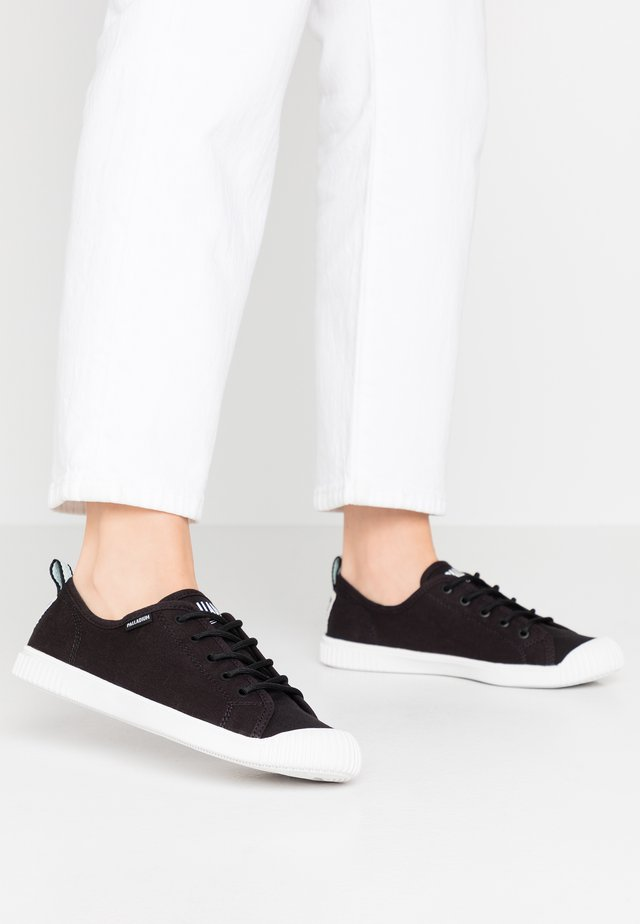 EASY LACE - Sneakers laag - black