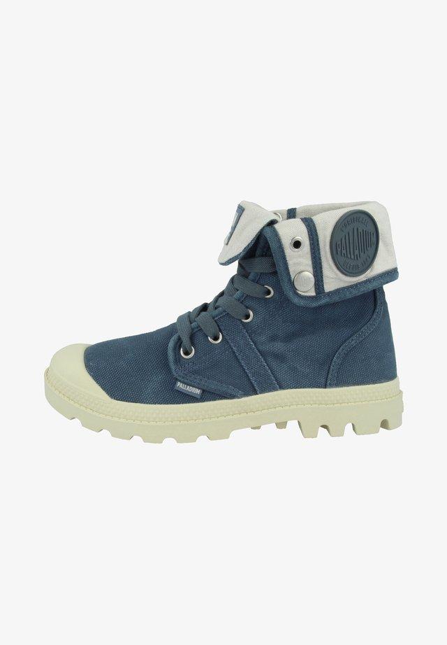 BAGGY - Lace-up ankle boots - blue denim-vapor (92478-449)
