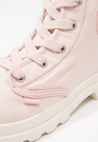 Palladium - PAMPA  - Bottines à lacets - peach whip/marshmallow - 6