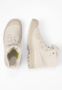 Palladium - PALLABROUSE BAGGY - Bottines à lacets - rainy day/string - 3