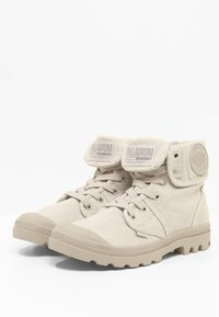 Palladium - PALLABROUSE BAGGY - Bottines à lacets - rainy day/string - 4
