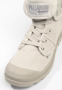 Palladium - PALLABROUSE BAGGY - Bottines à lacets - rainy day/string - 2