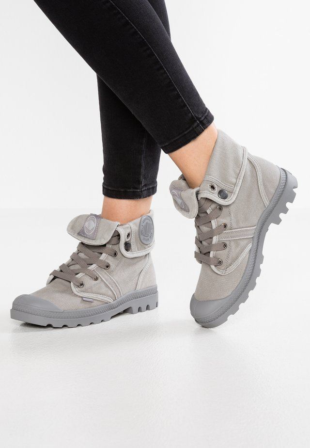 PALLABROUSE BAGGY - Schnürstiefelette - titanium/rise