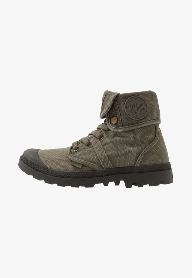 PALLABROUSSE BAGGY - Veterboots - major brown