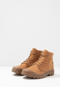 Palladium - PALLABROUSSE LEATHER - Bottines à lacets - mahogany - 2