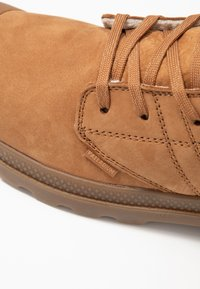 Palladium - PALLABROUSSE LEATHER - Bottines à lacets - mahogany - 5