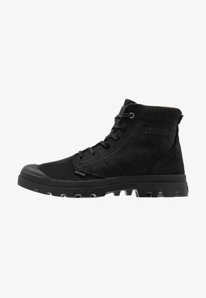PALLABROUSSE LEATHER - Veterboots - black