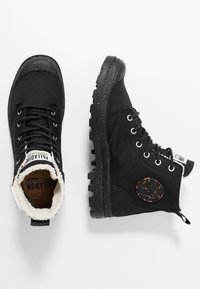 Palladium - PAMPA EARTH - Lace-up ankle boots - black - 1