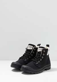 Palladium - PAMPA EARTH - Lace-up ankle boots - black - 2