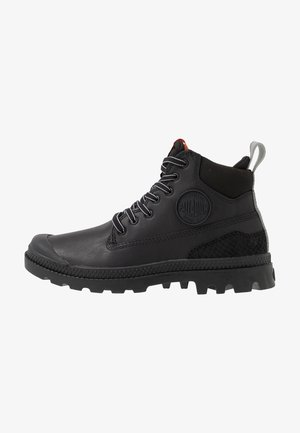 OUTSIDER MWP - Bottines à lacets - black