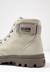 Palladium - PAMPA STRAP - Bottines à lacets - aluminum - 5