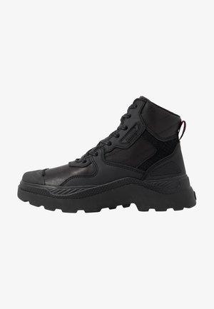 PALLAKIX 90 SK U - Höga sneakers - black