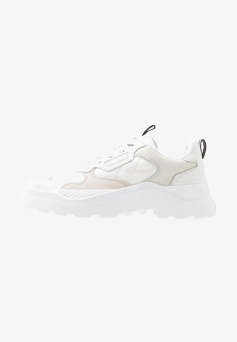 Palladium - PALLAKIX 90 LOW - Zapatillas - star white/white