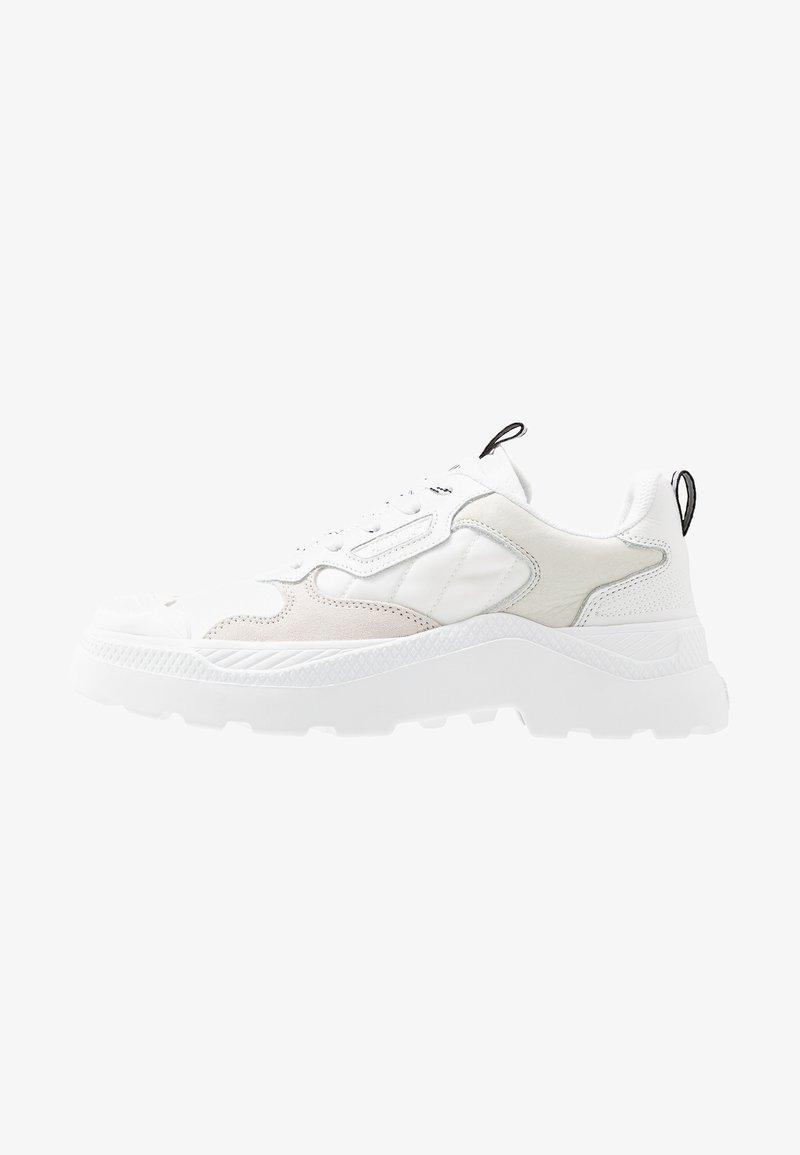 Palladium - PALLAKIX 90 LOW - Sneakers - star white/white