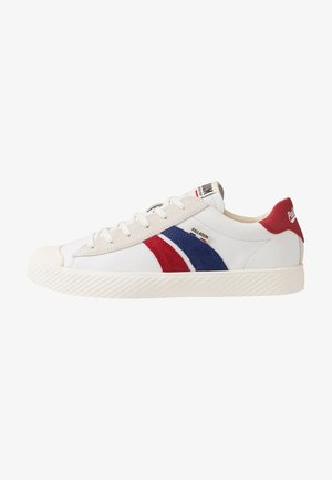PALLAPHOENIX RETRO - Sneaker low - white/blue/red