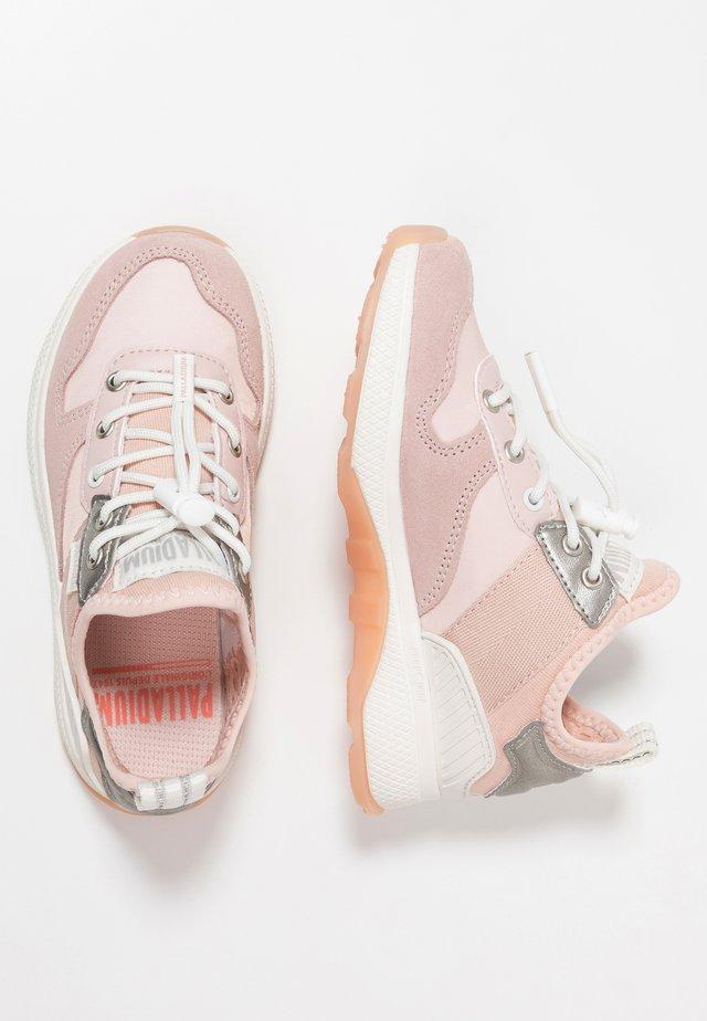 AXEON - Sneaker low - peach blush