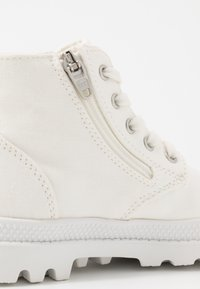 Palladium - PAMPA - Bottines à lacets - star white - 2