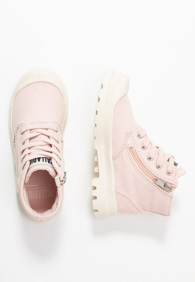 Palladium - PAMPA - Bottines à lacets - peach blush
