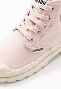 Palladium - PAMPA - Bottines à lacets - peach blush - 2