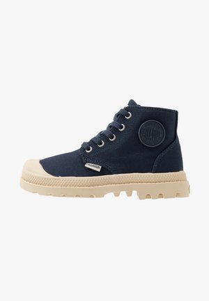 PAMPA - Bottines à lacets - mood indigo