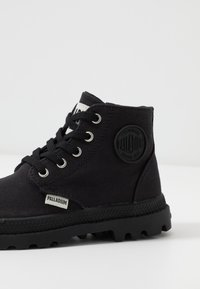 Palladium - PAMPA - Bottines à lacets - black - 2