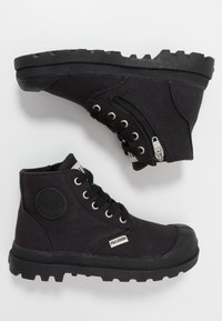 Palladium - PAMPA - Bottines à lacets - black - 0