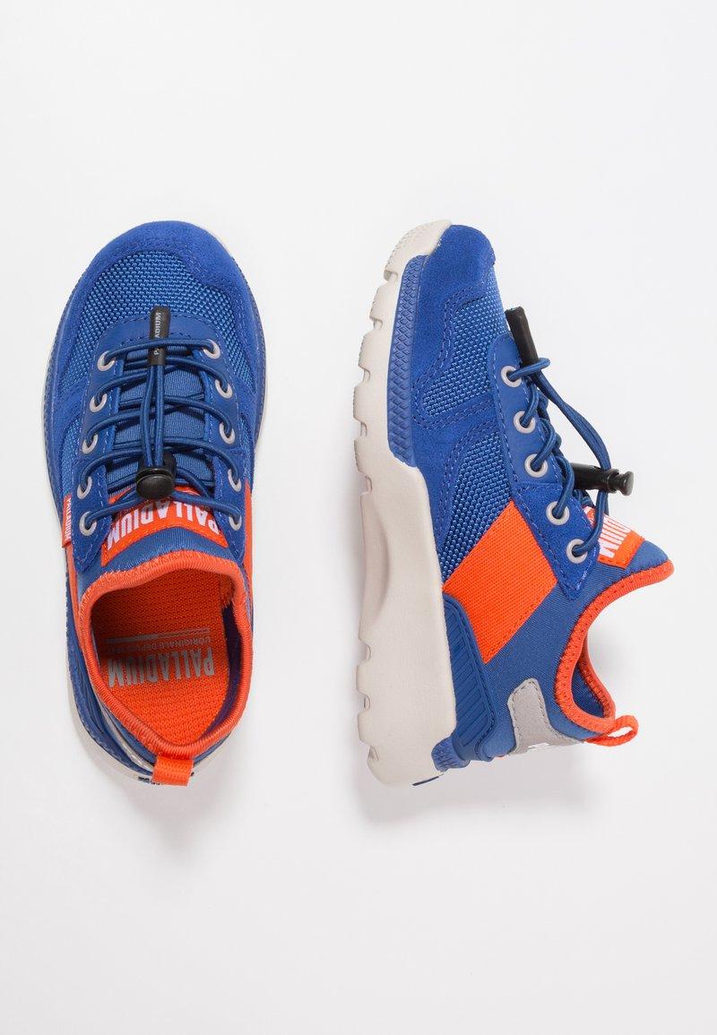 Palladium - PALLAVILLE - Sneakersy niskie - true blue/flame/ash