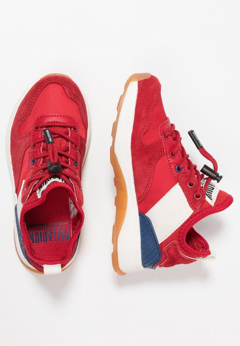 Palladium - AXEON - Sneakers laag - red salsa