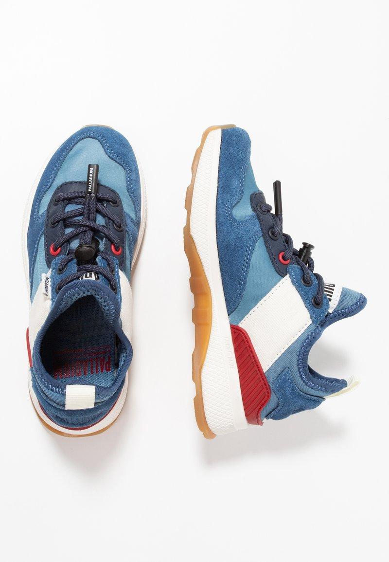 Palladium - AXEON - Sneakers laag - captain blue
