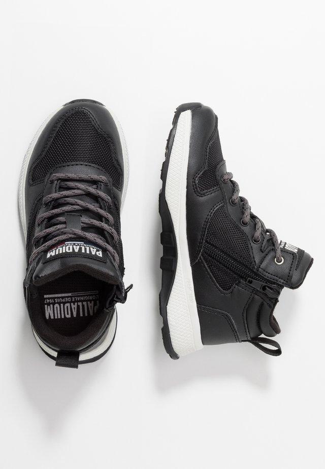 AXEON MIDS - Sneaker high - black