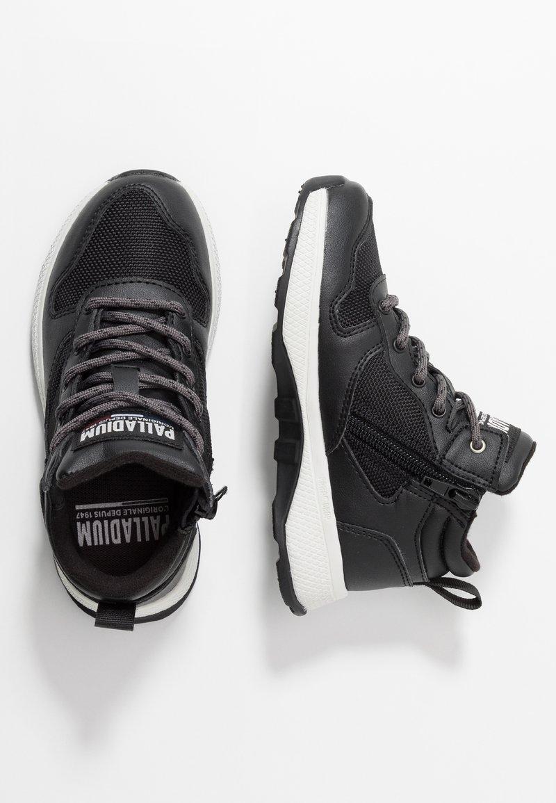 Palladium - AXEON MIDS - Sneakers high - black