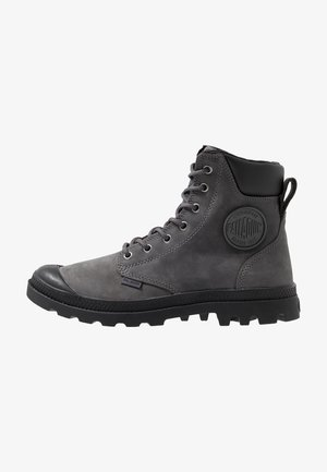 PAMPA SPORT CUFF WATERPROOF LUX - Lace-up ankle boots - forged iron