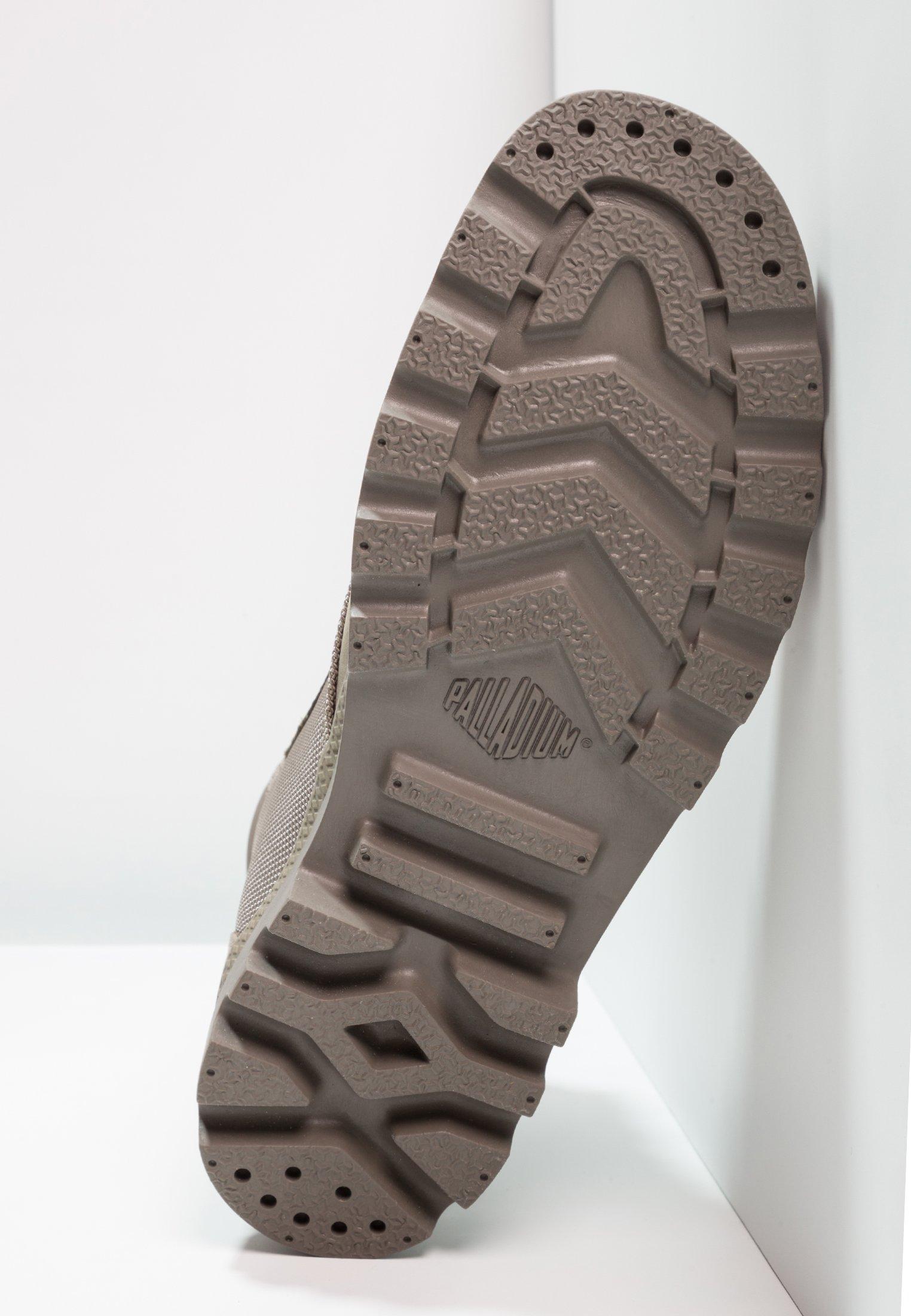 Palladium Pampa Sport Cuff Waterproof Nylon - Bottines À Lacets Fallen Rock/bungee Cord