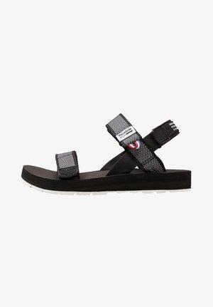 OUTDOORSY STRAP - Sandaler - black
