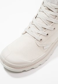 Palladium - MONO CHROME - Bottines à lacets - rainy day - 5