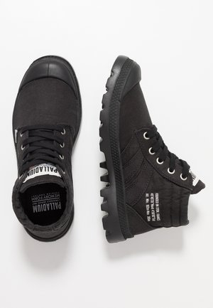 RETRO LITE SUPPLY - Bottines à lacets - black