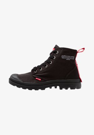 PAMPA HI DARE - Bottines à lacets - black