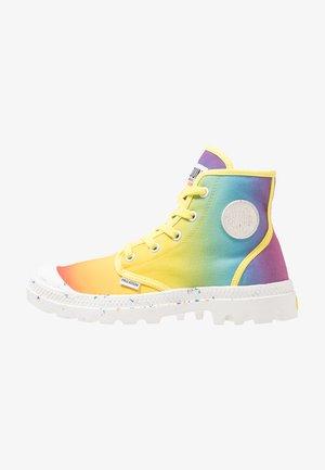 PAMPA PRIDE - Vysoké tenisky - rainbow