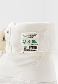 Palladium - BAGGY ORGANIC - Bottines à lacets - star white - 6