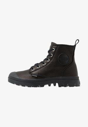 PAMPA ZIP - Bottines à lacets - black