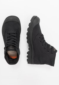 Palladium - MONOCHROME - Baskets montantes - black