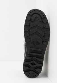 Palladium - MONOCHROME - Sneakersy wysokie - black - 4