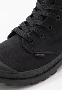 Palladium - MONOCHROME - Baskets montantes - black - 5