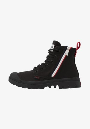PAMPA FRENCH OUTZIP - Bottines à lacets - black