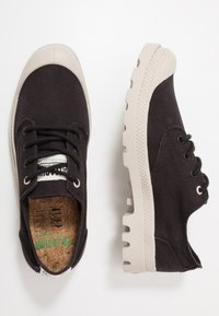 Palladium - PAMPA ORGANIC - Chaussures à lacets - black - 1