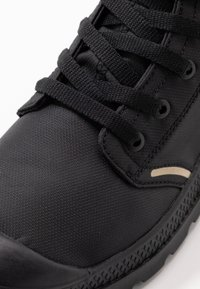 Palladium - PAMPA LITE+ WP+ - Bottines à lacets - black - 5