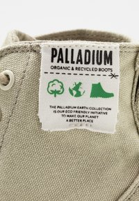 Palladium - PAMPA ORGANIC - Bottines à lacets - eucalyptus - 5