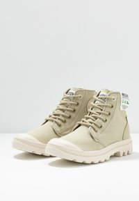 Palladium - PAMPA ORGANIC - Bottines à lacets - eucalyptus - 2