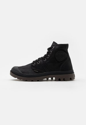 PALLABROUSE - Lace-up ankle boots - black