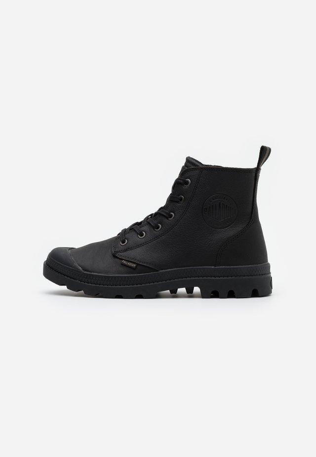 PAMPA ZIP - Veterboots - black